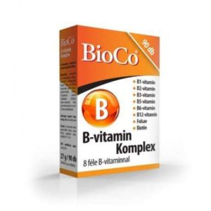 idegesség hányinger feszültség b vitamin komplex